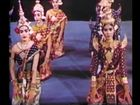 Cambodian Royal Ballet, performance and demonstration, 1971