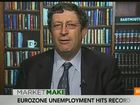 Eurozone Unemployment Hits Record High