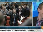 Bloomberg Photographer Wins U.K. Guild Award