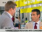 Turning Couch Potatoes Into Consumers