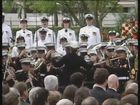 The Funeral Service of President Richard Nixon at the Nixon Presidential Library & Birthplace in Yorba Linda, California