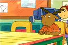 Arthur, Episode 1507, Prunella the Packrat/What's in a Name?