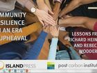 Community Resilience in an Era of Upheaval