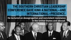 Did you know?, A Brief Biography Of Minister And Civil Rights Leader Dr. Martin Luther King, Jr.